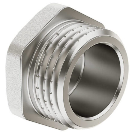 Nickel Plated Cap Male