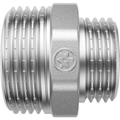 Nickel Plated Reduced Nippel M/M